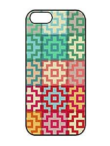 Personalization Marrakech 3D Pattern Rubber TPU Gel Iphone 5 5s Cover Case