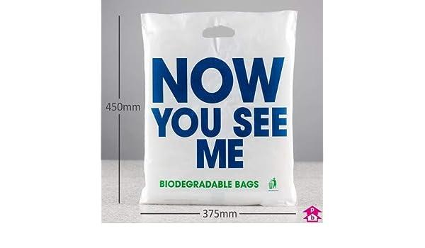 12500 x bolsa de transporte Biodegradable (15