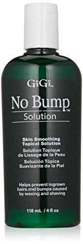 GiGi No Bump Topical Solution 4 oz. (Pack of 12) by GiGi
