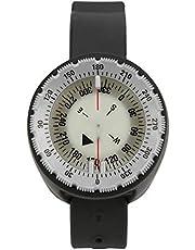 Duiken Pols Kompas, CP-991 50 m Duikhorloge Kompas Waterdicht Underwatr Evenwichtig Lichtgevend Duikkompas Pols Kompas