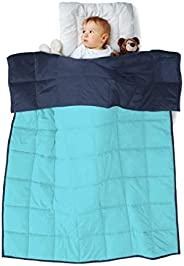 Joyching Adult Weighted Blanket Heavy Blanket with Premium Glass Beads