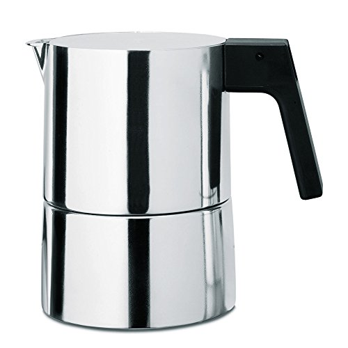 Piero Lissoni Pina Espresso Coffee Maker Size: 5.91″