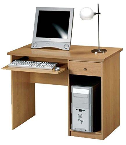 Mesa de estudio color Negro, Montada pensada para mesa de ...