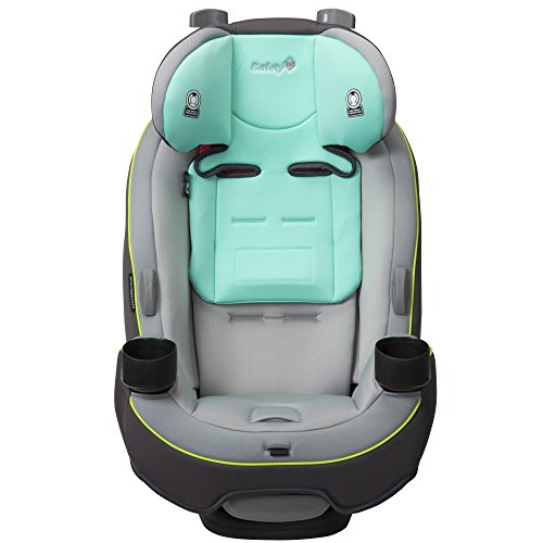 41rpar8Be9L - Safety 1st Grow And Go 3-in-1 Convertible Car Seat, Vitamint