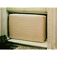 Indoor Air Conditioner Cover (Beige) (Large - 18 -20'H x 26 -28'W x 2'D)