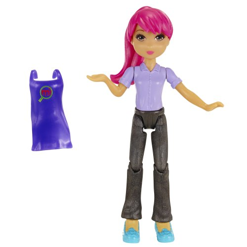 MiWorld Pink Hair Girl Doll