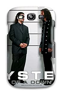 High-quality Durability Case For Galaxy S3(system Of A Down Desktop )