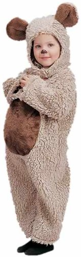 Child Bear Costume - Oatmeal Bear -Child Small (6-8)]()