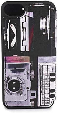 ポールスミス(PAUL SMITH) スマートフォンケース M1A 5818 A40290 79 カメラプリント ブラック 黒/マルチ [並行輸入品]
