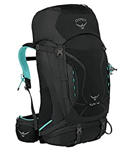 Osprey Packs Women's Kyte 46 Backpack, Grey Orchid, X-Small/Small