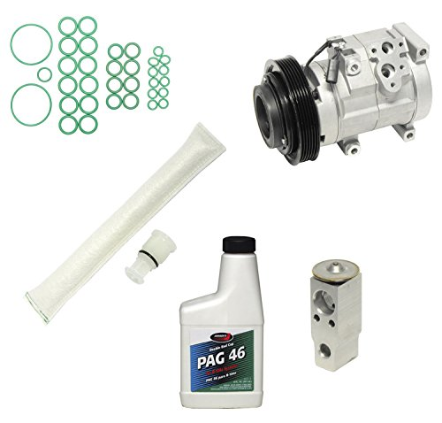 - Universal Air Conditioner KT 1038 A/C Compressor and Component Kit