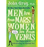 Men Are from Mars, Women Are from Venus: The Classic Guide to Understanding the Opposite Sex by Gray, John(Author)Paperback