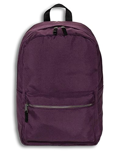Women's Simple Dome Backpack - Mossimo Supply Co. Purple, Berry - Dome Backpack