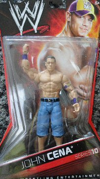 WWE John Cena Figure Series #10