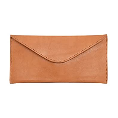 77a3e7522f Amazon.com  Latico Leathers Emory Handcrafted Leather Wallet Bag ...