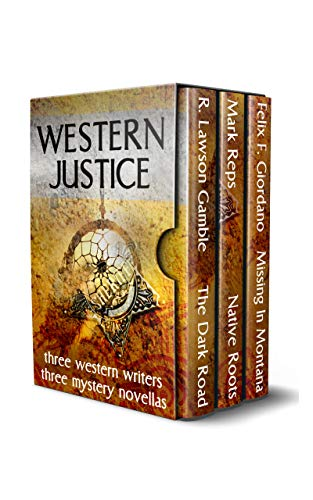 Western Justice: Three Western Writers by Mark Reps & Others ebook deal