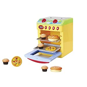 EK Servicegroup 615179 - Fun Company Herd mit Backofen