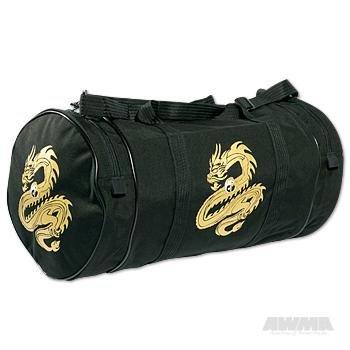 Proforce Deluxe Sports Bag - Dragon w/ Yin & Yang Design
