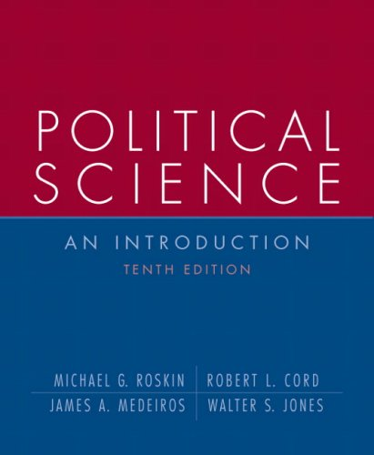 Political Science: An Introduction (10th Edition)