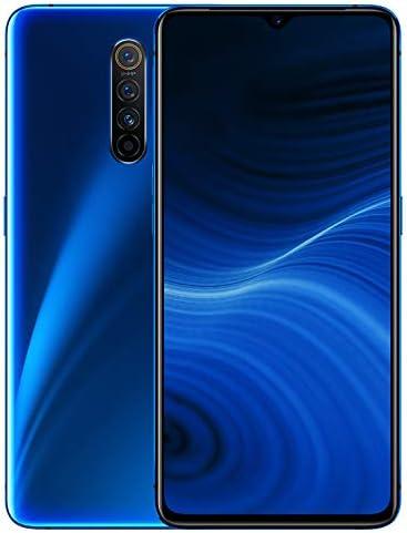 """realme X2 Pro Smartphone 6.5"""", 12 GB RAM e 256 GB ROM, SuperAMOLED, Processore Octa-Core, Quad Camera 64 MP e 16 MP, Dual Sim, Neptune Blue"""