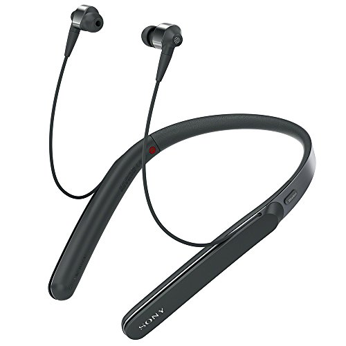 SONY Wireless noise canceling stereo headset WI-1000X BM (BLACK)【Japan Domestic genuine products】