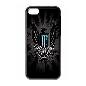 Custom Case Monster Energy For iPhone 5C Q3V053206
