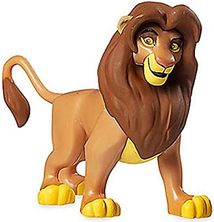 Disney The Lion King Young Simba 3-Inch PVC Figure Loose