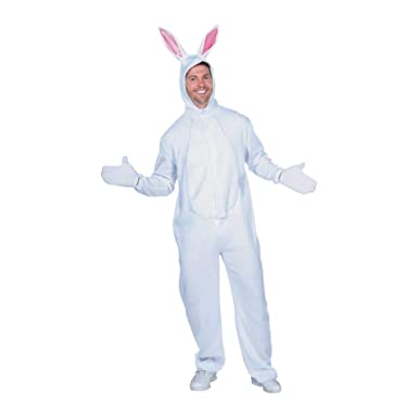 Image Unavailable. Image Not Available For. Color: Fun Express Menu0027s Adult  Easter Bunny Costume ...