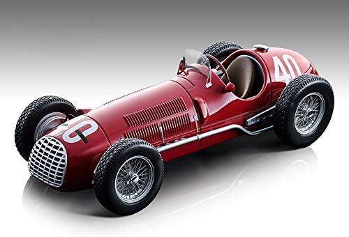 Ferrari 125 F1#40 Alberto Ascari Formula One F1 Monaco Grand Prix Mythos Series Ltd Ed 170 pcs 1//18 Model Car by Tecnomodel TM18-149 C 1950