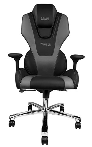 Racing Style Gaming Chair Mazer Premium Leather Seat