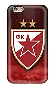 AbbyRoseBabiak Pew3439bvDe Cases Covers Iphone 6 Protective Cases Fk Crvena Zvezda Grb