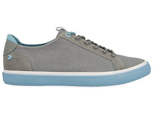 Grey 43535 Herren Sneakers Gioseppo Grau RYqng