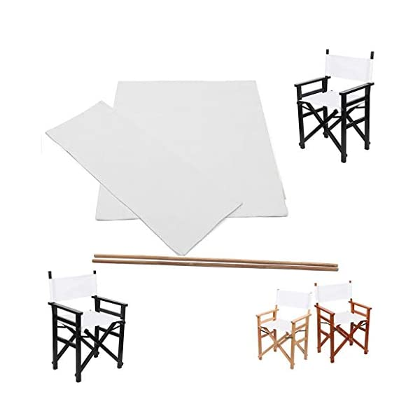 Sostituzione pieghevole Copertura sedia da campeggio Patio copertura della sedia da giardino Amministrazione esterna… 1 spesavip