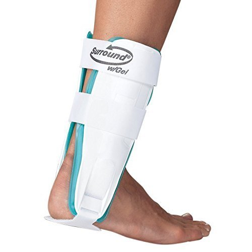 ProCare 79-97867 Surround Gel Ankle Brace, Large, 10