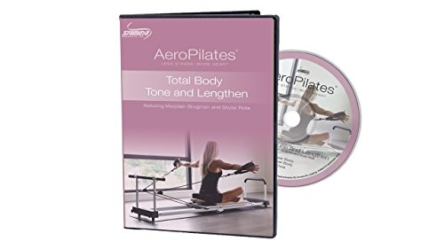 AeroPilates by Stamina Total Body Tone & Lengthen Workout DVD