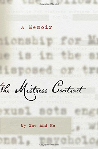 Image of The Mistress Contract