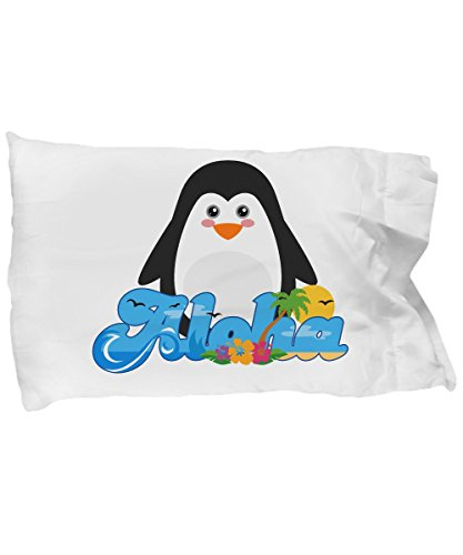 Funny Novelty Gift For Tourist Aloha Best Hawaii, Traveler, Tourist, Aloha Pillow Case by Best Cool Gift