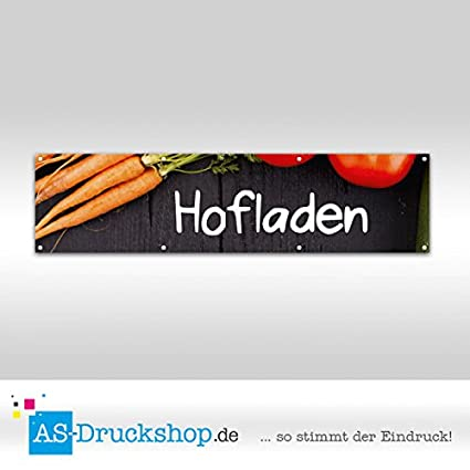 Cartel publicitario Hofladen - Mezcla de verduras/Mini - 200 ...