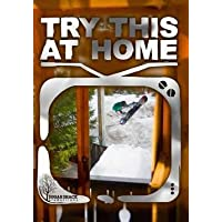 Try This at Home Snowboard DVD by Sugar Shack Productions