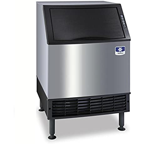 Culinary Depot UY 0310A Manitowoc NEO Series 30 Air Cooled Undercounter Half Size Cube Ice Machine 304 Lb