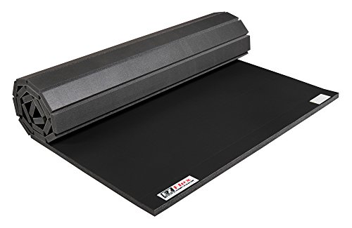 EZ Flex 5' x 10' Home Wrestling/Martial Arts Mat (Black)
