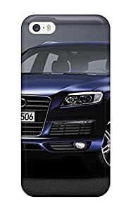 Anti-scratch And Shatterproof Audi Q7 Phone Case For Iphone 5/5s/ High Quality Tpu Case