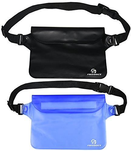Freegrace Premium Waterproof Waist Pouch