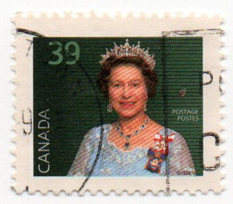 Single 1987 Queen Elizabeth II Issue 39 Cent Scott #1167 ()