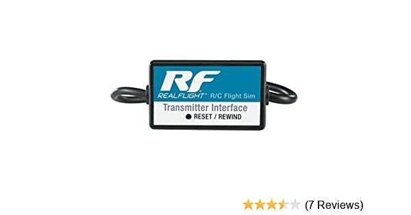Great Planes Realflight RF-X Wired Interface