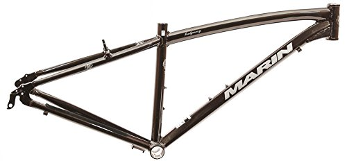 "17"" MARIN BRIDGEWAY FS Hybrid Commuter Bike Frame Alloy Brown Root 700c NOS NEW"