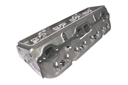 RHS 12055 Pro Action 23° Aluminum Cylinder Head with 200cc Runner/64cc Chamber for Small Block Chevy