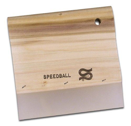Speedball Graphic Urethane Squeegee 16