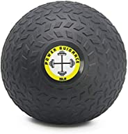 POWER GUIDANCE Slam Ball, Medicine Ball - Grip Tread for Exercise Core Training Cardio Gym Workout