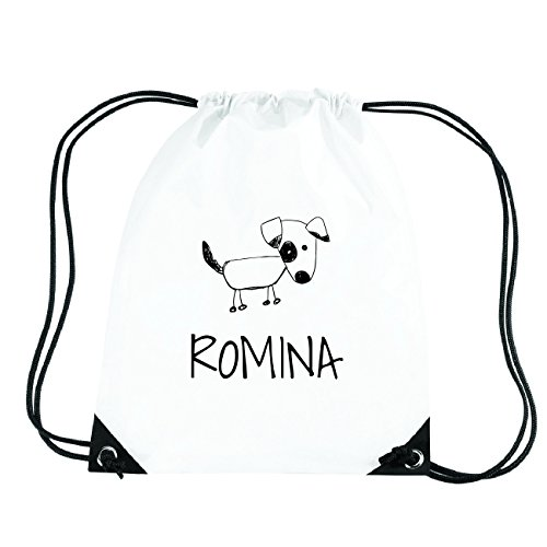 JOllipets ROMINA Turnbeutel Sport Tasche PGYM5878 Design: Hund O3axzQD2G